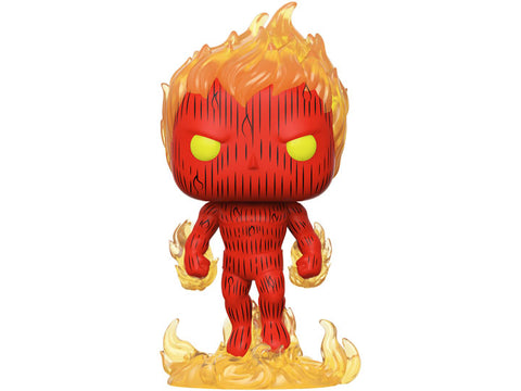 Fantastic Four Human Torch Pop! Vinyl Figure