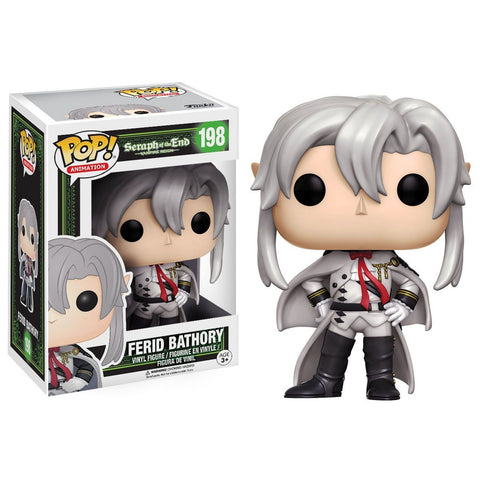 Funko Seraph of the End Ferid Pop! Vinyl Figure Kramer Toy Warden Greenhills, Alabang Mall, Philippines