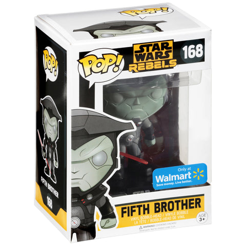 Funko Star Wars Rebels 5th Brother Walmart  Exclusive Pop! Vinyl Figure Kramer Toy Warden Greenhills, Alabang Mall, Philippines