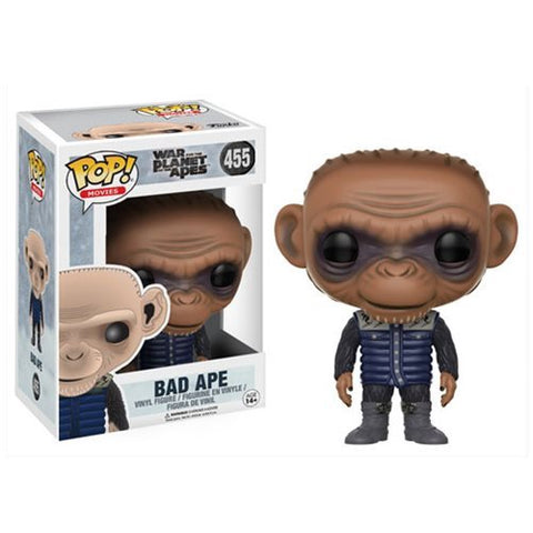 Funko War for the Planet of the Apes Bad Ape Pop! Vinyl Figure Kramer Toy Warden Greenhills, Alabang Mall, Philippines