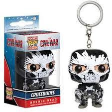 Funko Captain America Crossbones Pocket Pop! Vinyl Key Chain Kramer Toy Warden Greenhills, Alabang Mall, Philippines