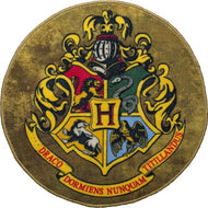 "Hogwarts Crest Doormat 24"" wide by QMx"