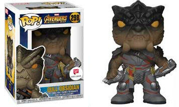 Preorder Infinity Wars: Cull Obsidian Walgreens Exclusive Pop! Vinyl Figure PO P1495