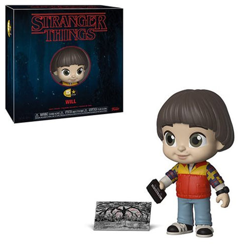Stranger Things - Will 5 Star Vinyl Figure