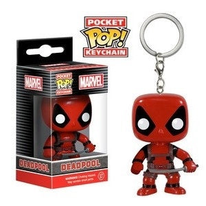 Deadpool Pocket Pop! Vinyl Figure Key Chain