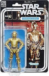 Star Wars Black Series 40th Anniversary Wave 2 C-3PO action figure