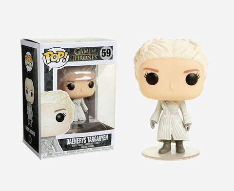 Game of Thrones Daenerys with White Coat Pop! Vinyl Figure