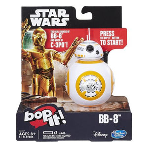 Star Wars Bop-It! The Real Sounds of BB-8 And Voice