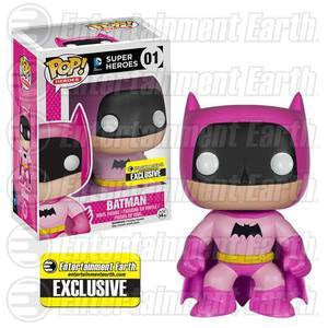Batman 75th Pink Rainbow Batman Pop! Vinyl - EE Exclusives
