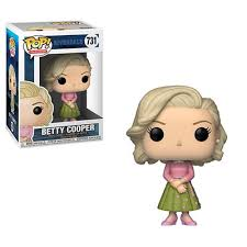 Funko Riverdale Dream Sequence Betty Pop! Vinyl Figure Kramer Toy Warden Greenhills, Alabang Mall, Philippines