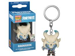 Funko Fortnite Ragnarok Pocket Pop! Key Chain Kramer Toy Warden Greenhills, Alabang Mall, Philippines
