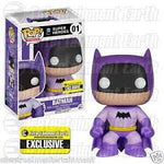 Funko Batman 75th Purple Rainbow Batman Pop! Vinyl - EE Exclusives Kramer Toy Warden Greenhills, Alabang Mall, Philippines