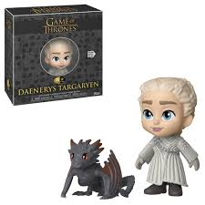 Game of Thrones Daenerys Targaryen 5 Star Vinyl Figure