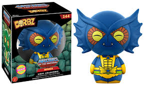 Masters of the Universe Merman Dorbz Vinyl Figure CHASE