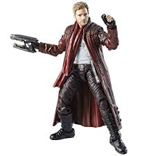 Guardians of the Galaxy Marvel Legends 6-Inch Star-Lord II No BAF Action Figure