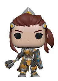 Funko Overwatch Brigitte Pop! Vinyl Figure Kramer Toy Warden Greenhills, Alabang Mall, Philippines