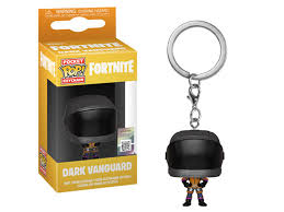 Funko Fortnite Dark Vanguard Pocket Pop! Key Chain Kramer Toy Warden Greenhills, Alabang Mall, Philippines