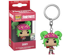 Funko Fortnite Zoey Pocket Pop! Key Chain Kramer Toy Warden Greenhills, Alabang Mall, Philippines
