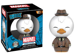 Howard the Duck Specialty Series Dorbz Vinyl Figure