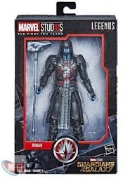 Marvel Legends MCU 10th Anniversary Ronan Action Figure
