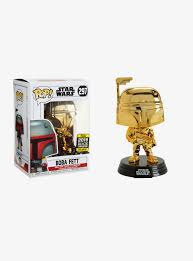 Star Wars Boba Fett Galactic Convention Exclusives Pop! Vinyl Figure