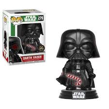 Funko Star Wars: Holiday - Darth Vader Chase Pop! Vinyl Figure Kramer Toy Warden Greenhills, Alabang Mall, Philippines