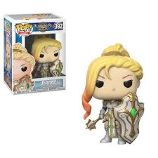Summoners War Paladin Light Jeanne Pop! Vinyl Figure #392