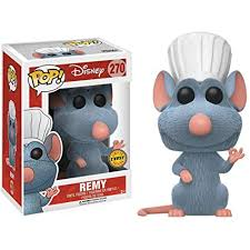 Funko Ratatouille Remy Pop! Vinyl Figures CHASE Kramer Toy Warden Greenhills, Alabang Mall, Philippines