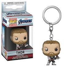 Avengers Endgame: Thor Pocket Pop! Key Chain