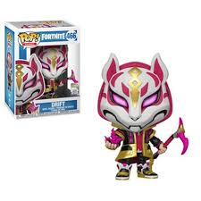 Funko Fortnite Drift Pop! Vinyl Figure Kramer Toy Warden Greenhills, Alabang Mall, Philippines