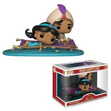 Funko Aladdin Magic Carpet Ride Pop! Vinyl Figure Movie Moments #480 Kramer Toy Warden Greenhills, Alabang Mall, Philippines