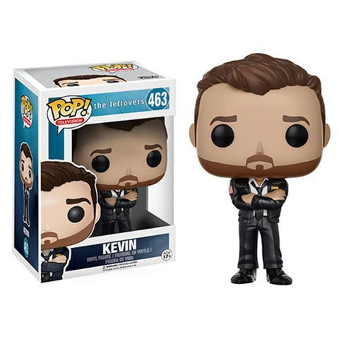 Funko The Leftovers Kevin Pop! Vinyl Figure Kramer Toy Warden Greenhills, Alabang Mall, Philippines
