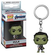 Avengers Endgame: Hulk Pocket Pop! Key Chain