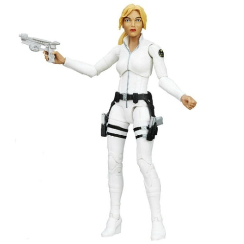 "Marvel Legends 6"" Captain America SHARON CARTER action figure No BAF Part"