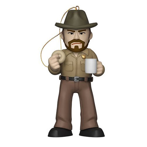 Stranger Things Hopper Ornament