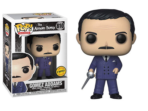 The Addams Family Gomez Pop! Vinyl Figure CHASE