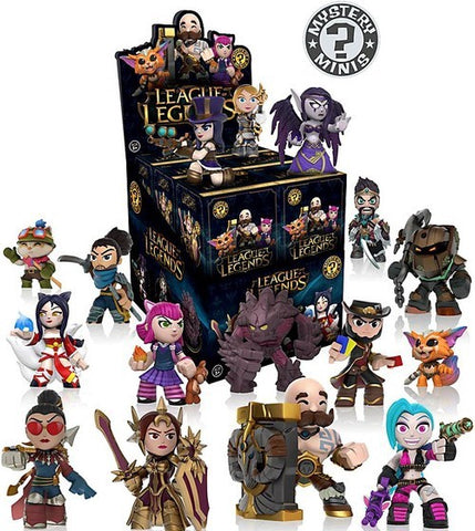 League of Legends Mystery Minis Series 1- Assorted Singles