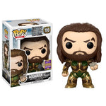 Funko Justice League Aquaman with Mother Box Pop! Vinyl Figure Summer Convention Exclusives Kramer Toy Warden Greenhills, Alabang Mall, Philippines