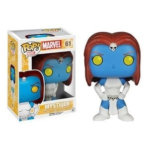 Funko X-Men Classic Mystique Pop! Vinyl Figure Kramer Toy Warden Greenhills, Alabang Mall, Philippines