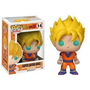 Funko Dragon Ball Z Super Saiyan Goku Pop! Vinyl Figure Kramer Toy Warden Greenhills, Alabang Mall, Philippines
