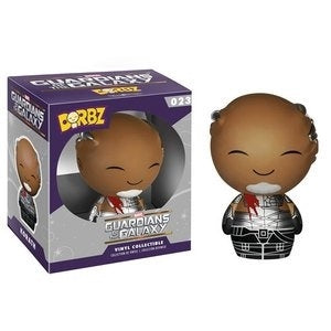 Guardians of the Galaxy Korath Dorbz Vinyl Figure