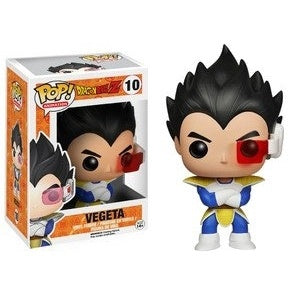 Funko Dragon Ball Z Vegeta Pop! Vinyl Figure Kramer Toy Warden Greenhills, Alabang Mall, Philippines