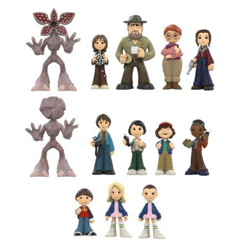 Stranger Things Mystery Minis - Assorted Singles