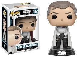 Funko Star Wars Rogue One Director Orson Krennic Pop! Vinyl Kramer Toy Warden Greenhills, Alabang Mall, Philippines