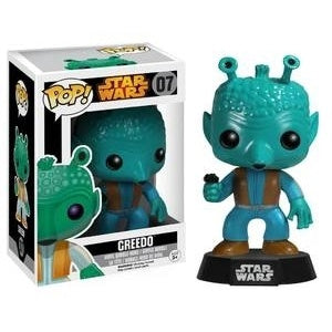 Funko Star Wars Greedo Pop! Vinyl Bobble Head Kramer Toy Warden Greenhills, Alabang Mall, Philippines