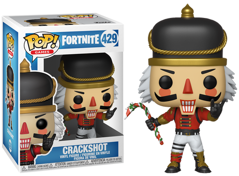Funko Fortnite Crackshot Pop! Vinyl Figure #429 Exclusive Kramer Toy Warden Greenhills, Alabang Mall, Philippines