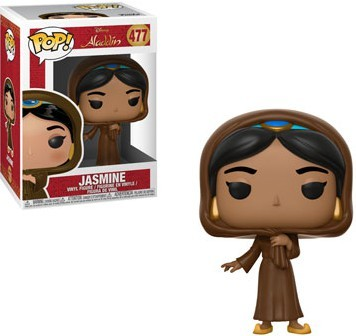 Funko Aladdin Jasmine in Disguise Pop! Vinyl Figure #477 Kramer Toy Warden Greenhills, Alabang Mall, Philippines