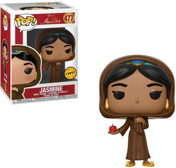 Funko Aladdin Jasmine in Disguise Pop! Vinyl Figure #477 CHASE Kramer Toy Warden Greenhills, Alabang Mall, Philippines