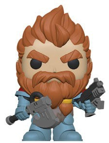 Funko  Games: Warhammer 40K Space Wolves Pack Leader Pop! Vinyl Figure PO P550 Kramer Toy Warden Greenhills, Alabang Mall, Philippines