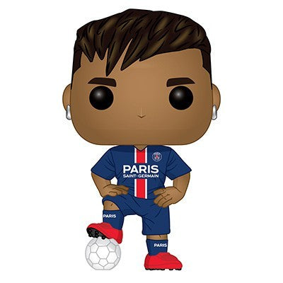 Football: Paris St. German Neymar Jr. Pop! Vinyl Figure